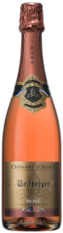Cremant d Alsace Wolfberger Rose